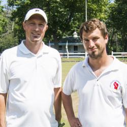 Rob Behncke and Brian Scheible