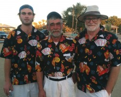 Max, Gord, and Jim