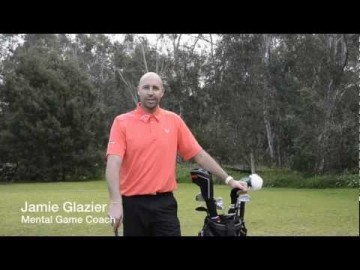 "Mental Game Coach Jamie Glazier's ""Quiet Eye"" tip"